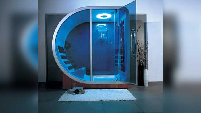 4 of the most extravagant showers in the world for Pictures of the coolest things in the world