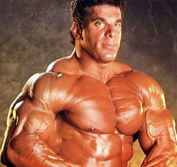 16 biggest bodybuilders of all time