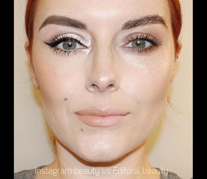real makeup