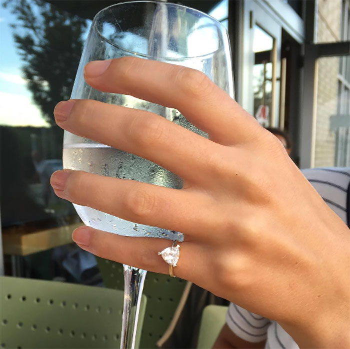 A Woman Wearing A Ring On Her Pinky Finger Is More Than A Fashion Statement