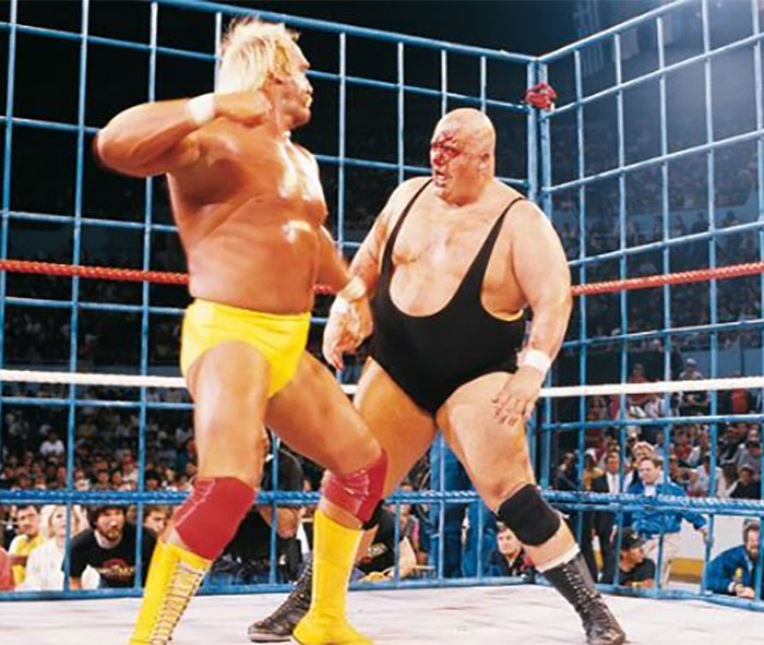 an argument that professional wrestling one of the worthless products of the 1980s When you look back at ric flair during the 1980s name the one thing they know about pro wrestling your argument ignorant and failing and at one point.